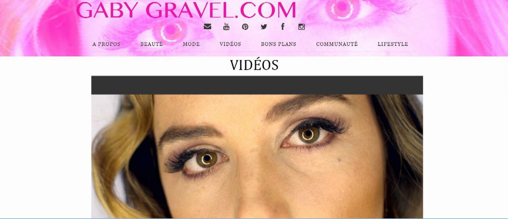 Gaby Gravel