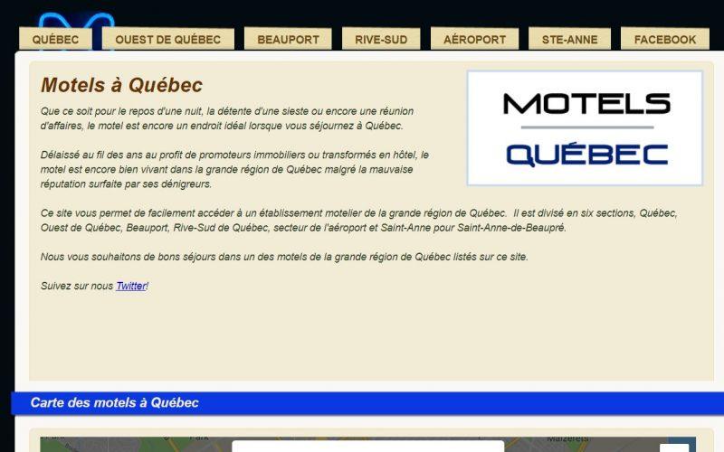 Motels à Québec