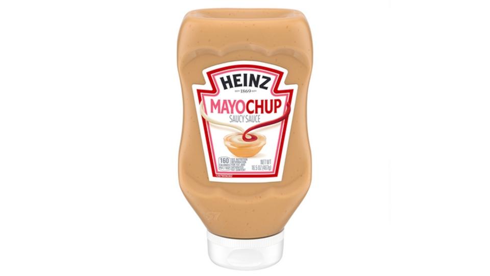 Ketchonnaise aurait été un meilleur nom que Mayochup